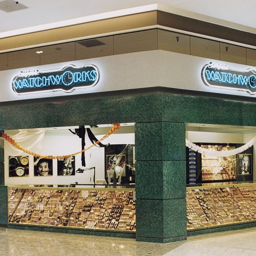 Jamestown Mall