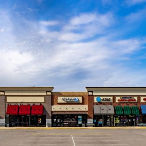 Maplewood Square Storefront